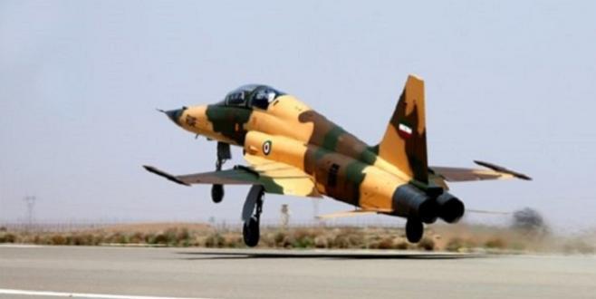 Premier avion de combat 100% iranien