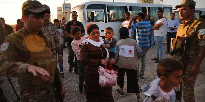 Syrie: les bombardements turcs, une violation du cessez-le-feu
