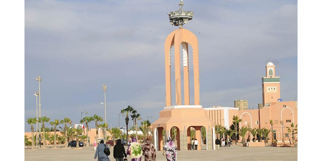 Laâyoune : Des projets à 235 millions de DH lancés et inaugurés