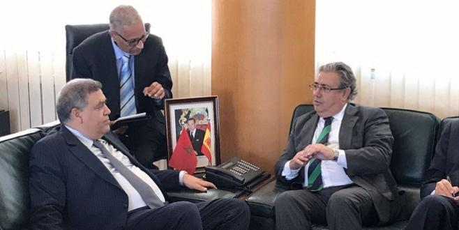 Maroc/Espagne : Laftit au sommet du G4