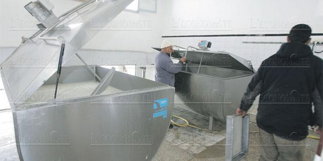 Al Hoceima: L'usine laitière d'Imzouren en difficulté