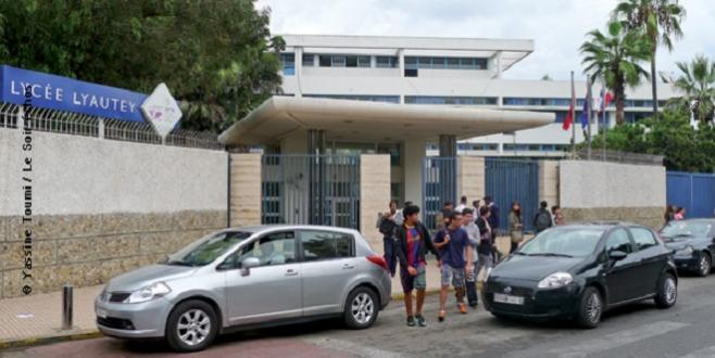 Journée morte dans les écoles françaises