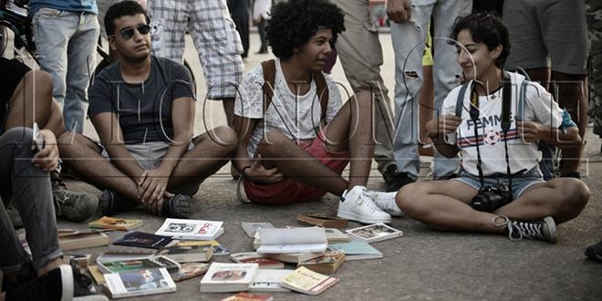 Des étudiants de l'université Aïn Chock sensibilisent à la lecture