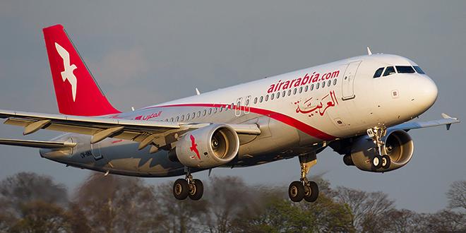 Été : Air Arabia se signale