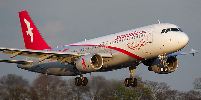 Air Arabia explose son bénéfice