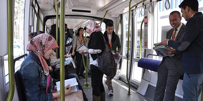 Casablanca: 40 bibliothèques dans les stations de tram