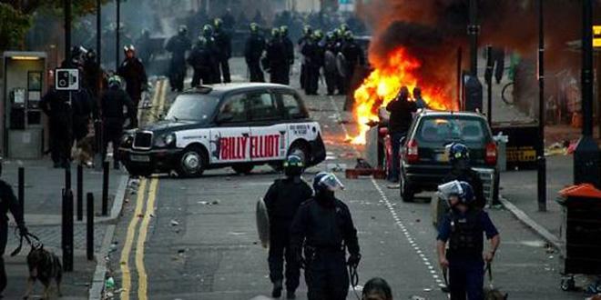 Londres : le nombre d'homicides au plus haut