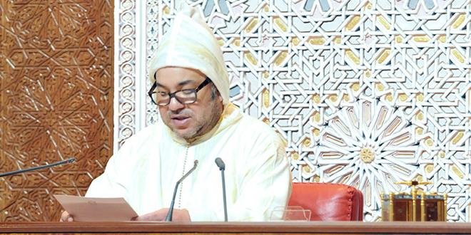 """Roi Mohammed Vi: """"Nous ne critiquons pas pour le plaisir de critiquer, tout en laissant les choses en l'état"""""""