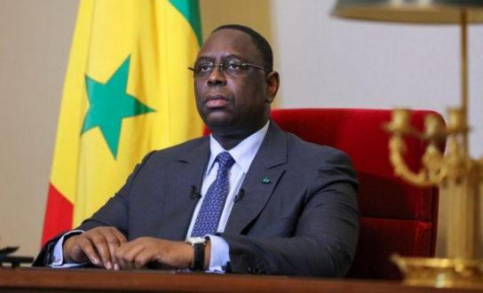 Sénégal : Macky Sall réélu