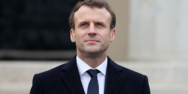 "France: Macron qualifie le Brexit de ""choc"" pour l'Europe"