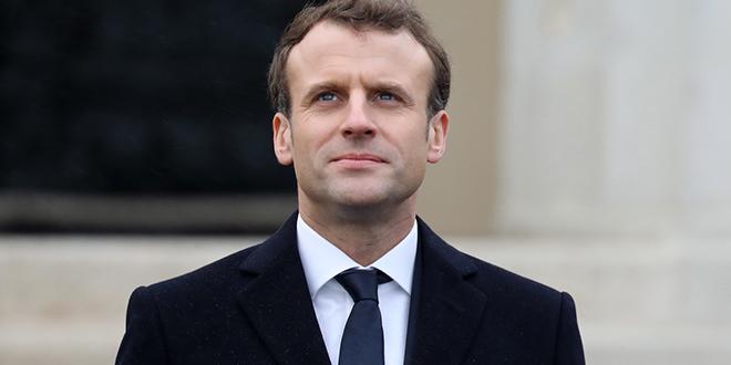 Macron à Marseille pour rencontrer le professeur Didier Raoult