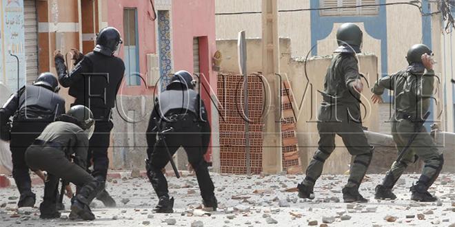 Al Hoceima : La DGSN évalue les dégâts