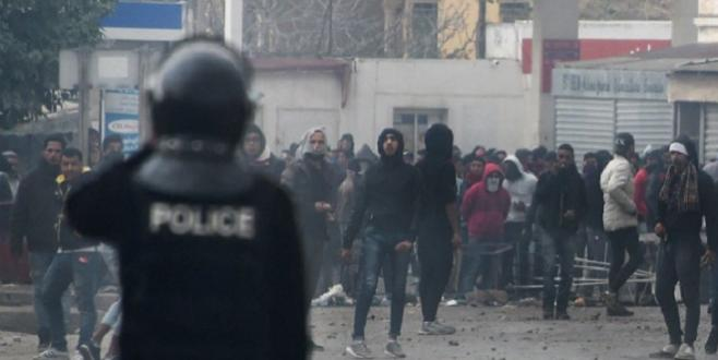Vague d'arrestations en Tunisie