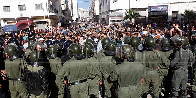 Couverture des événements d'Al Hoceima : RSF dénonce une condamnation