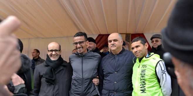 1er marathon international de Fès : Les Marocains dominent
