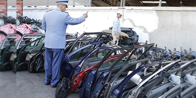 Douane : Combien rapportent les marchandises confisquées