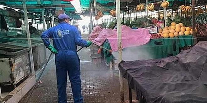 Fès-Covid19: Grosse panique au marché Al Qods