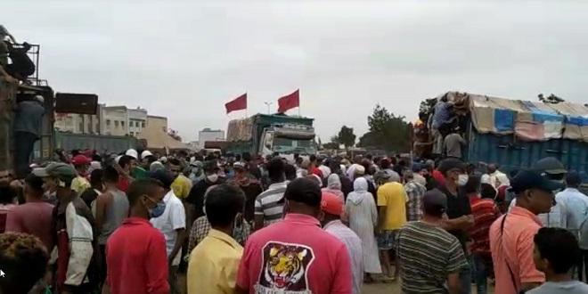 Aïd Al Adha: Interpellations dans un marché de bétail à Casablanca