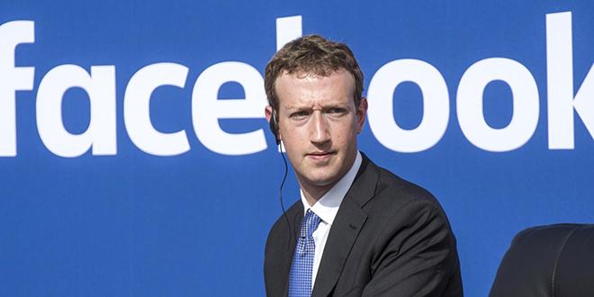 Facebook: «Gangster numérique», selon les députés britanniques