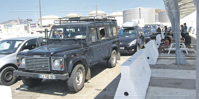 Opération Marhaba : FRS et Armas vont renforcer leur capacité