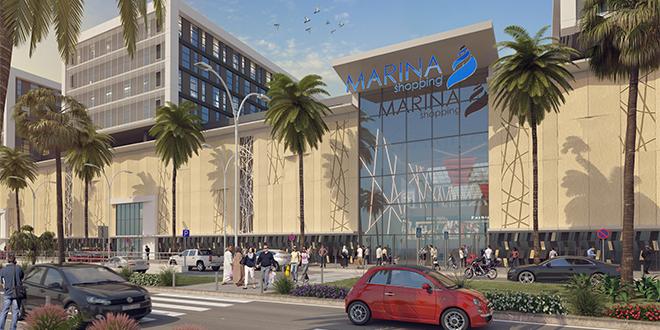 """Casablanca : """"Marina Shopping Center"""" ouvre en avril"""
