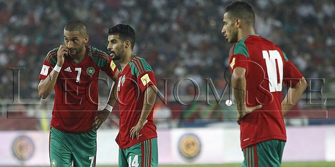 Classement FIFA : Les Lions de l'Atlas gagnent huit places