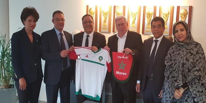 Mondial 2026 : Nouveau soutien à la candidature marocaine