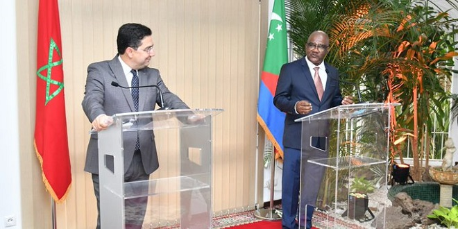 Les Comores ouvrent leur ambassade à Rabat