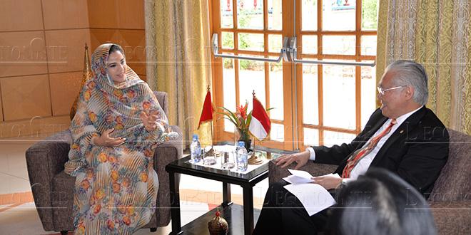 Maroc-Indonésie : Un sommet économique en novembre ?