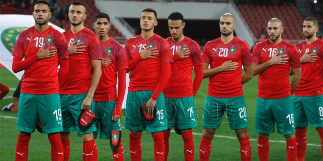 Classement FIFA: Le Maroc recule encore