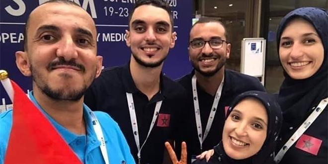 Prague: Des étudiants marocains en médecine gagent la SIMCUP
