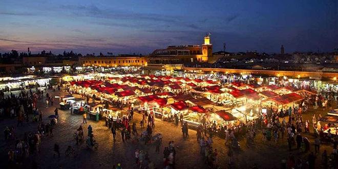 Marrakech, 2e ville africaine la plus visitée