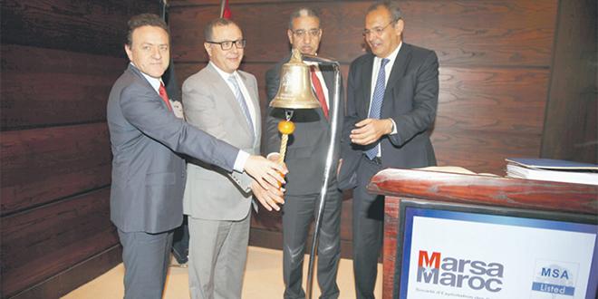 Marsa Maroc: Dénouement du contrôle fiscal