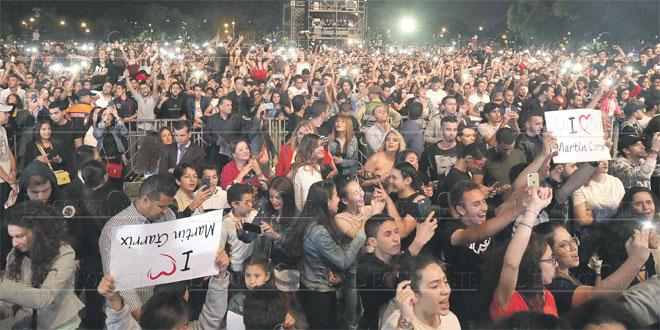 COVID-19: Le Festival Mawazine annulé