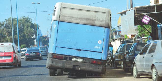 Casablanca: Bye bye M'dina Bus…