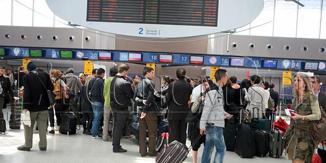 Trafic aérien : Une première depuis 2010