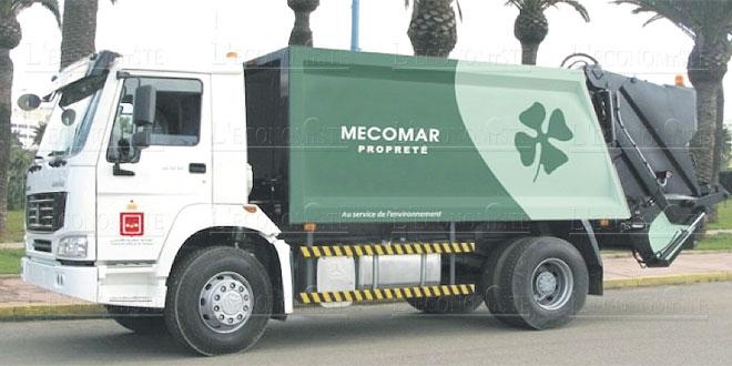 Mdiq : Mecomar s'adjuge l'assainissement solide