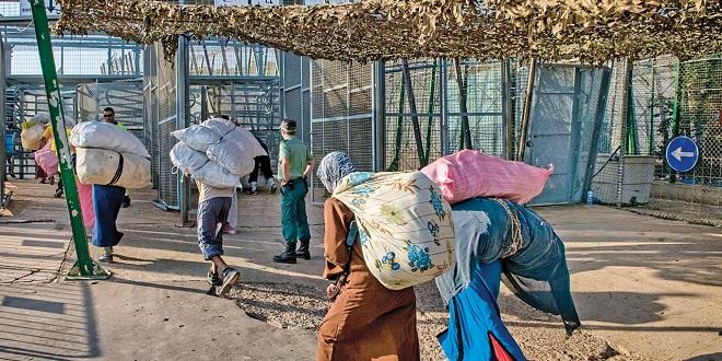 Melilia : Reconnaissance faciale au passage frontalier