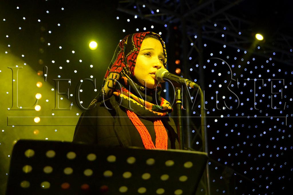 Meryem Aboulouafa (Maroc)