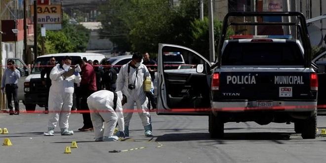 Record d'homicides au Mexique