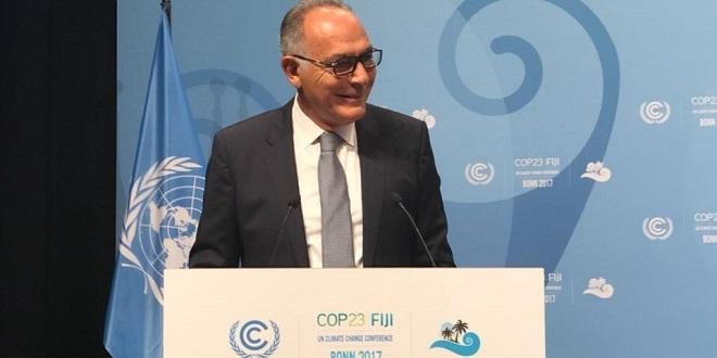COP23 : Le Maroc transfère la présidence aux Fidji