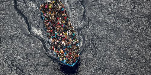 Plus de 100 migrants sauvés dans le Nord