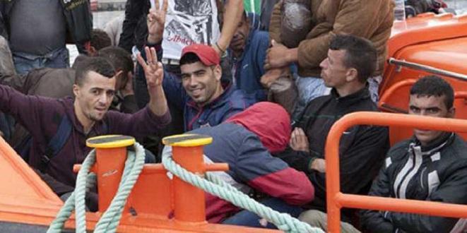Émigration clandestine : 30 Marocains arrêtés