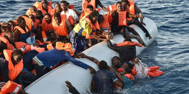 Nador : La Marine royale porte assistance à 196 subsahariens