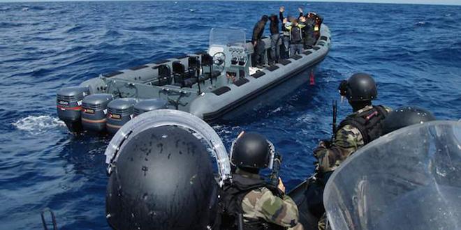 Mehdia : La Marine royale sauve 27 migrants