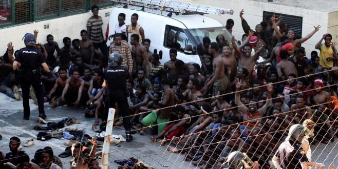 Morocco-Spain: NGOs protest against deportation of migrants