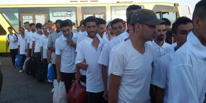 VIDEO/ Des dizaines de migrants marocains rapatriés de Libye