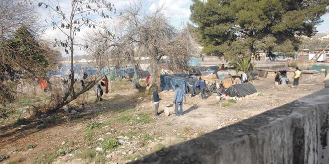 Fès- Subsahariens : L'ONCF veut récupérer son terrain squatté