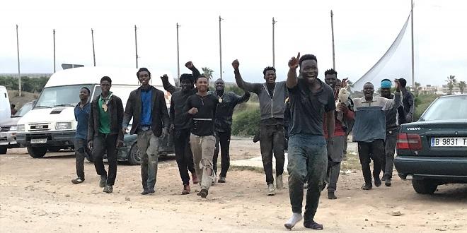 Migrants: Une aide de 32 millions d'euros pour le Maroc