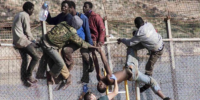 Sebta : Nouvelle tentative d'entrée des migrants